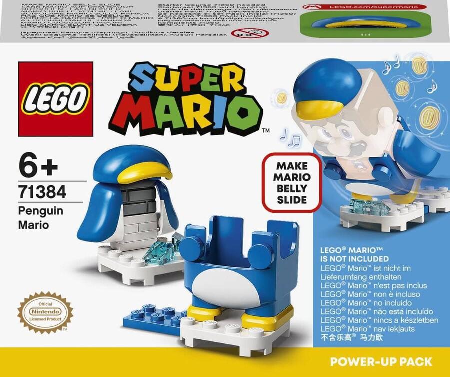 71384 LEGO Super Mario Penguenli Mario Kostümü