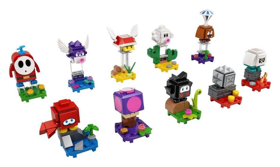 71386 LEGO Super Mario Karakter Paketleri – Seri 2