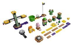 LEGO - 71387 LEGO Super Mario Luigi ile Maceraya Başlangıç Seti