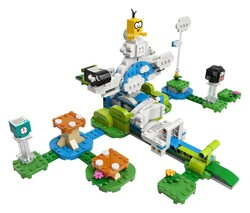 LEGO - 71389 LEGO Super Mario Lakitu Gökyüzü Dünyası Ek Macera Seti