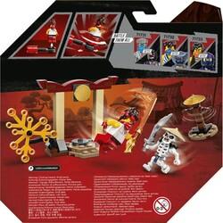 71730 LEGO Ninjago Efsanevi Savaş Seti - Kai ile Skulkin - Thumbnail