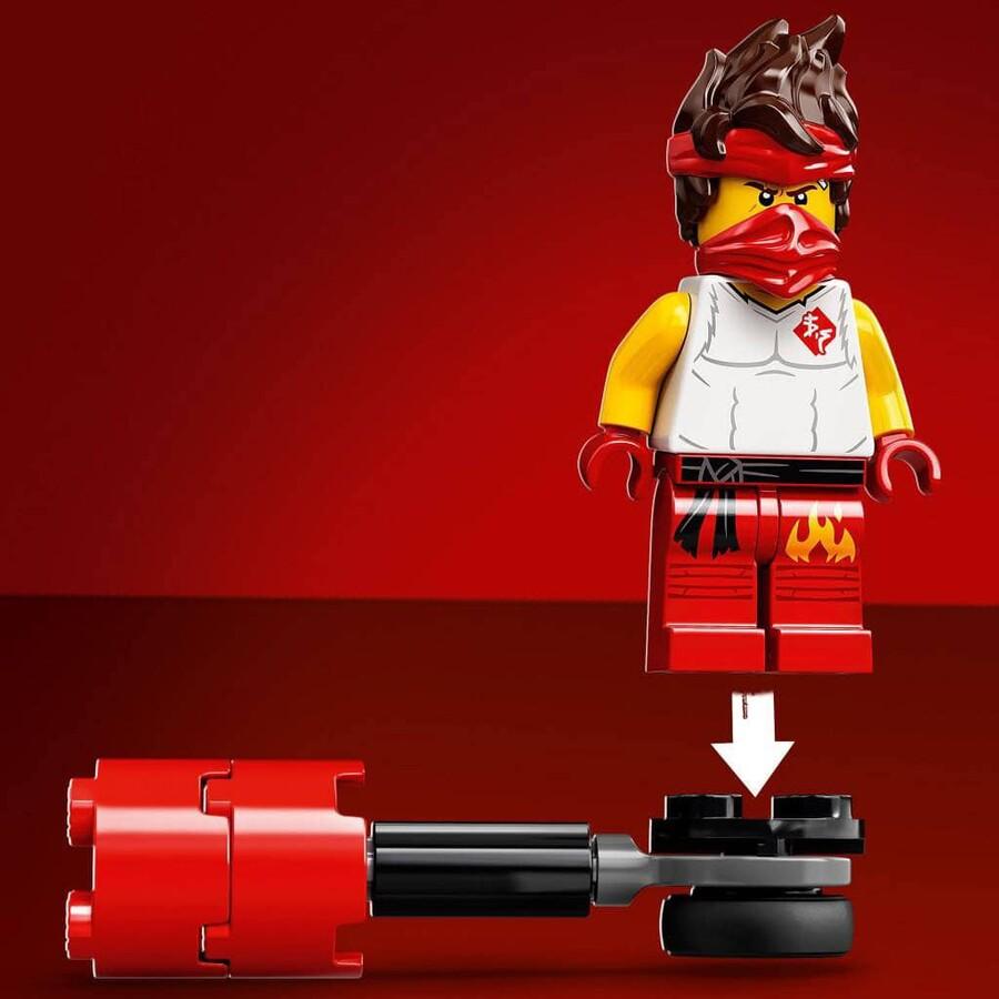 71730 LEGO Ninjago Efsanevi Savaş Seti - Kai ile Skulkin
