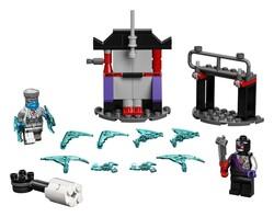 LEGO - 71731 LEGO Ninjago Efsanevi Savaş Seti - Zane ile Nindroid