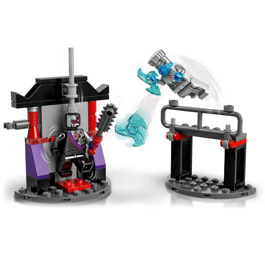 71731 LEGO Ninjago Efsanevi Savaş Seti - Zane ile Nindroid