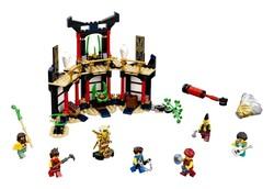 LEGO - 71735 LEGO Ninjago Elementler Turnuvası