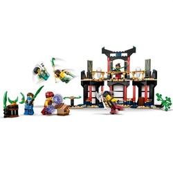 71735 LEGO Ninjago Elementler Turnuvası - Thumbnail