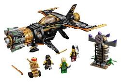 LEGO - 71736 LEGO Ninjago Kaya Patlatıcı