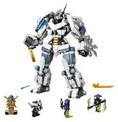 LEGO - 71738 LEGO Ninjago Zane'in Titan Makine Savaşı