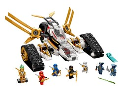LEGO - 71739 LEGO NINJAGO Ultra Sonik Savaşçı