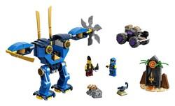 LEGO - 71740 LEGO Ninjago Jay'in Elektro Makinesi