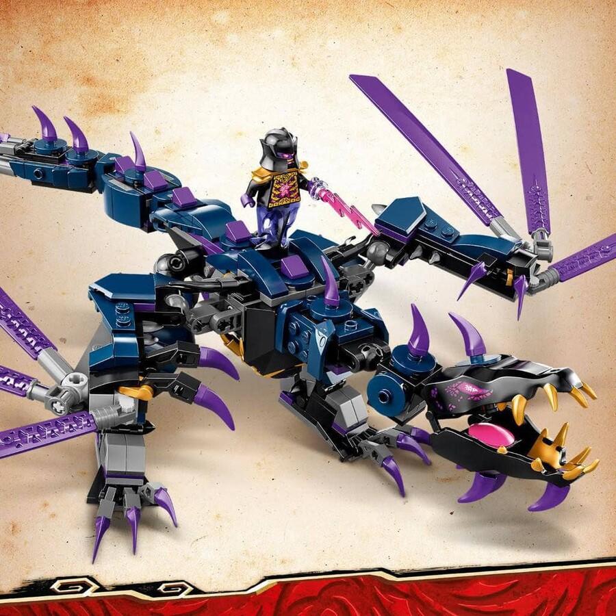 71742 LEGO Ninjago Overlord Ejderhası