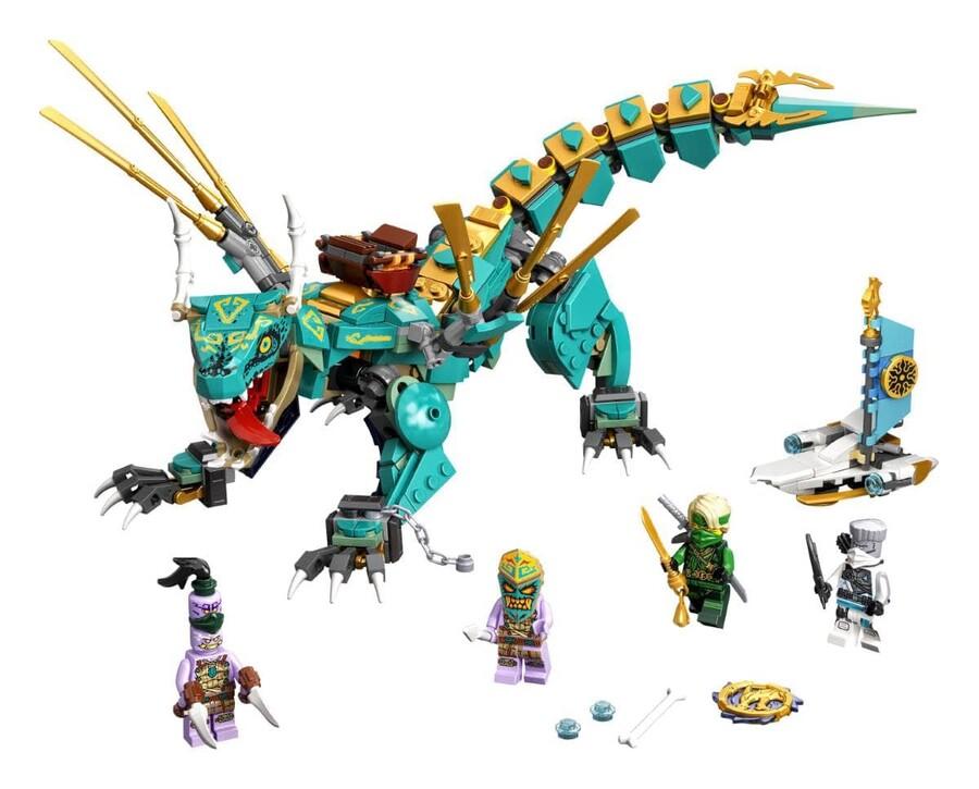 71746 LEGO Ninjago Orman Ejderhası
