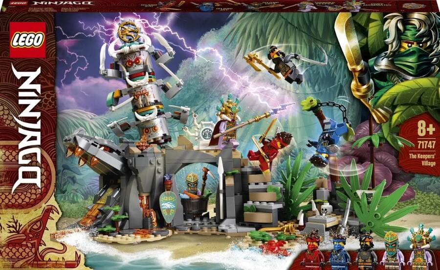 71747 LEGO Ninjago Bekçiler Köyü