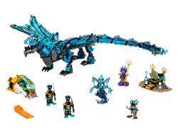 LEGO - 71754 LEGO NINJAGO Su Ejderhası