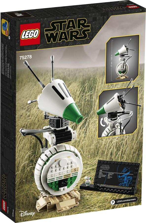 75278 LEGO Star Wars D-O™