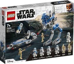 75280 LEGO Star Wars 501. Lejyon Klon Trooperları - Thumbnail