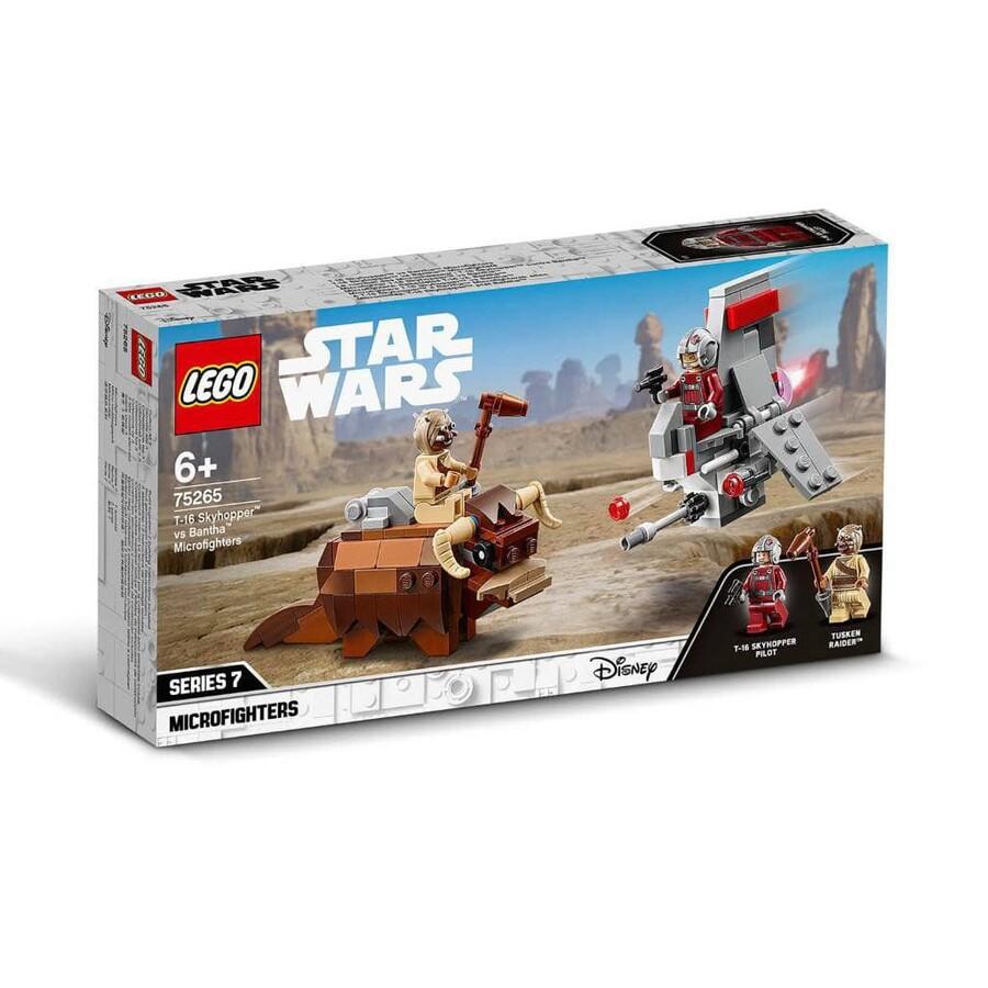 75298 LEGO Star Wars AT-AT™ Tauntaun™ Mikro Savaşçılara Karşı