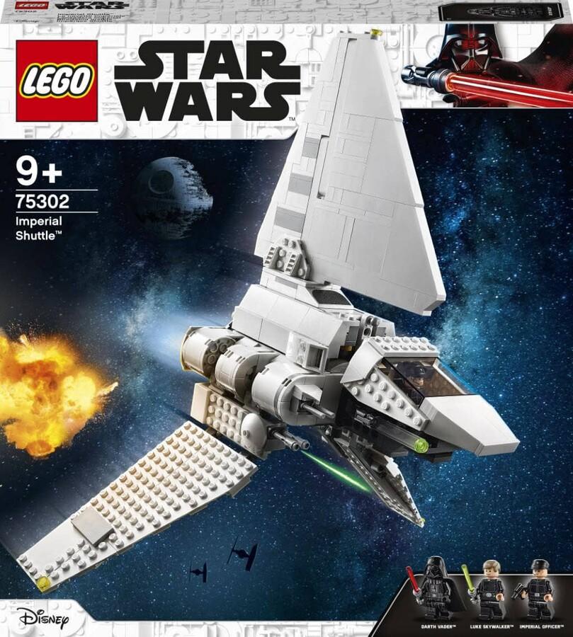 75302 LEGO Star Wars İmparatorluk Mekiği