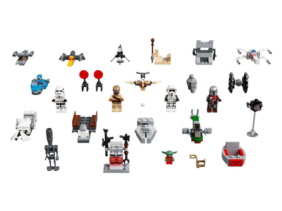 75307 LEGO Star Wars™ Yılbaşı Takvimi