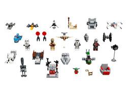 LEGO - 75307 LEGO Star Wars™ Yılbaşı Takvimi