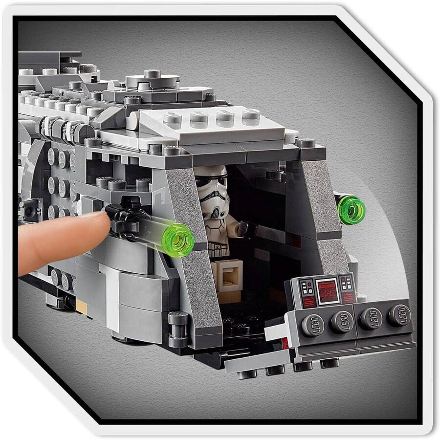 75311 LEGO Star Wars İmparatorluk Zırhlı Hücum Gemisi