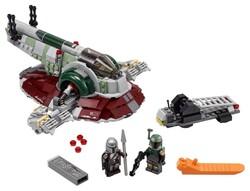 LEGO - 75312 LEGO Star Wars Boba Fett'in Starship™'i