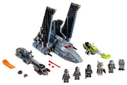LEGO - 75314 LEGO Star Wars The Bad Batch™ Saldırı Gemisi