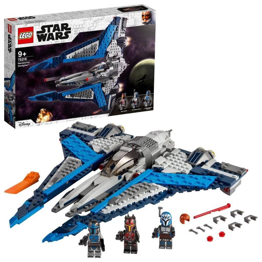 75316 LEGO Star Wars Mandalorlu Starfighter™