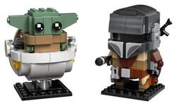 LEGO - 75317 LEGO Star Wars The Mandalorian™ & The Child
