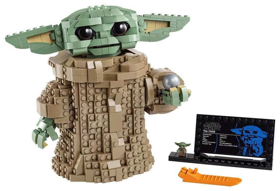 75318 LEGO Star Wars The Child