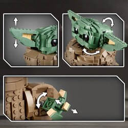 75318 LEGO Star Wars The Child - Thumbnail