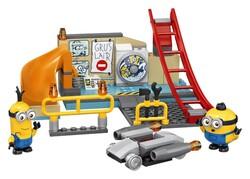 LEGO - 75546 LEGO Minions Minyonlar Gru'nun Laboratuvarında