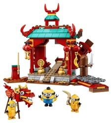 LEGO - 75550 LEGO Minions Minyonlar Kung Fu Dövüşü
