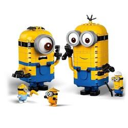 75551 LEGO Minions Parçalarla Yapılan Minyonlar ve Yuvaları - Thumbnail