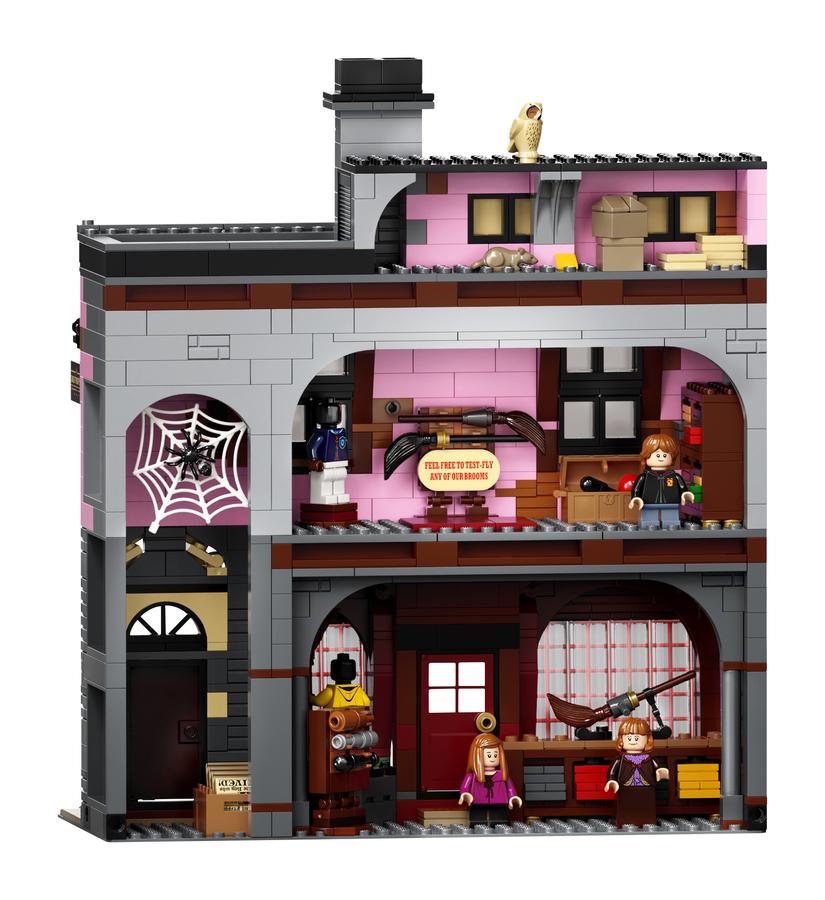75978 LEGO Harry Potter Diagon Yolu