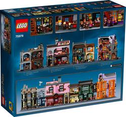 75978 LEGO Harry Potter Diagon Yolu - Thumbnail