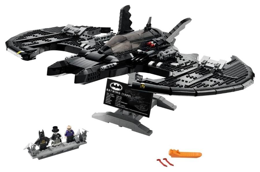 76161 LEGO DC 1989 Batwing