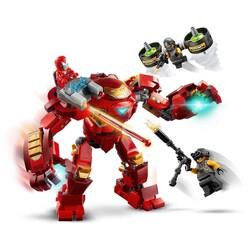 76164 LEGO Marvel Iron Man Hulkbuster A.I.M. Ajanına Karşı - Thumbnail