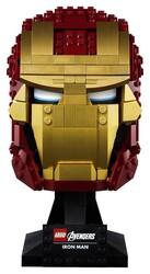 LEGO - 76165 LEGO Marvel Iron Man Kaskı