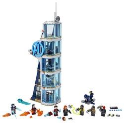 LEGO - 76166 LEGO Marvel Avengers Kulesi Savaşı