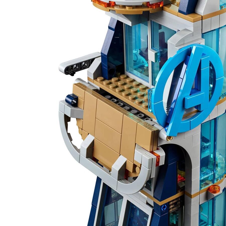 76166 LEGO Marvel Avengers Kulesi Savaşı