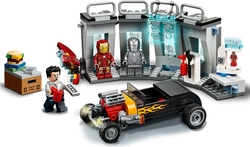 76167 LEGO Super Heroes Iron Man Cephaneliği - Thumbnail