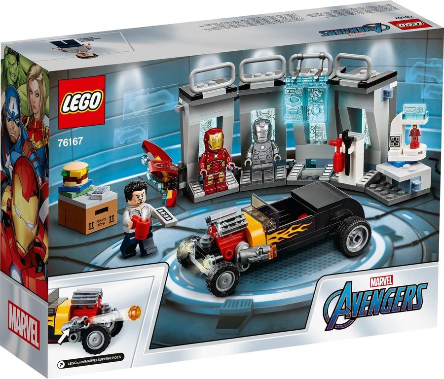 76167 LEGO Super Heroes Iron Man Cephaneliği