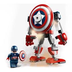 76168 LEGO Marvel Avengers Klasik Kaptan Amerika Robot Zırhı - Thumbnail