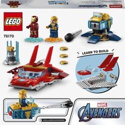 76170 LEGO Marvel Iron Man Thanos'a Karşı - Thumbnail