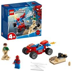 76172 LEGO Marvel Örümcek Adam ve Kum Adam Karşılaşması - Thumbnail