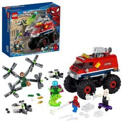 76174 LEGO Marvel Örümcek Adam'ın Canavar Kamyonu Mysterio'ya Karşı - Thumbnail