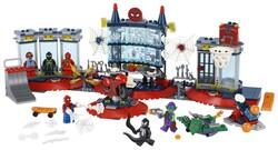LEGO - 76175 LEGO Marvel Örümcek Yuvasına Saldırı