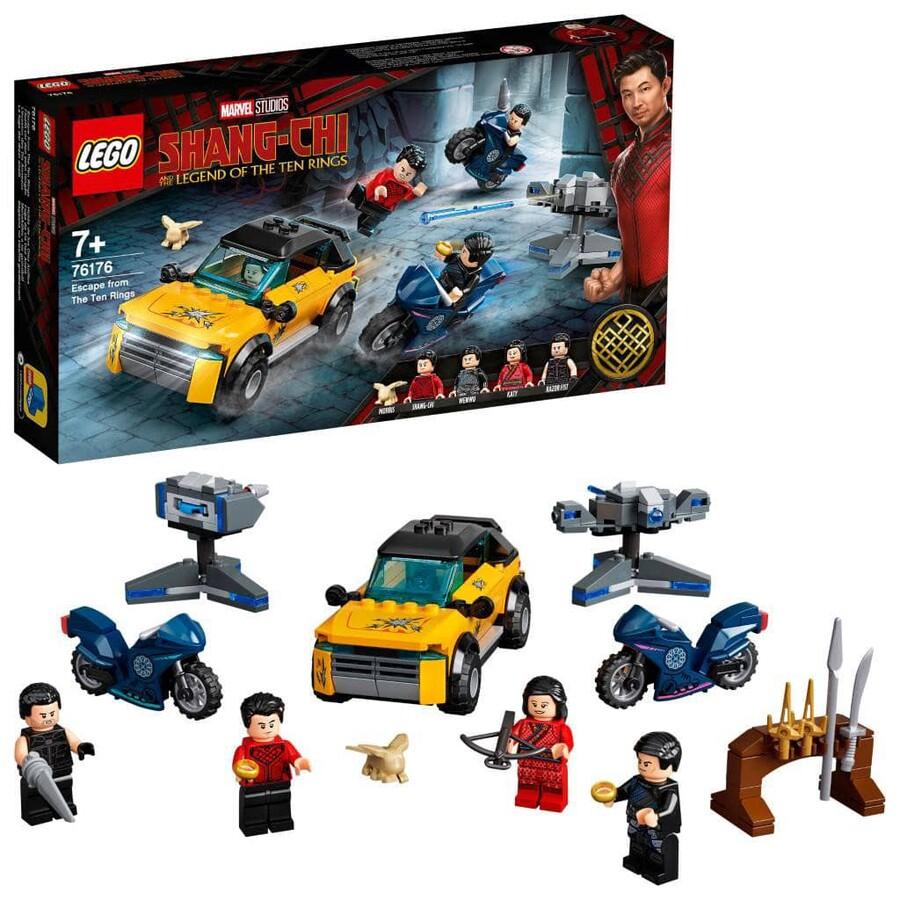 76176 LEGO Marvel On Halkadan Kaçış