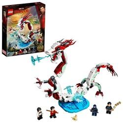 LEGO - 76177 LEGO Marvel Antik Köyde Savaş